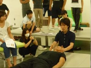 いつも新たな発想での臨床、刺激になります上田先生!